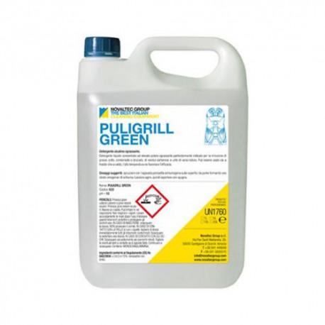 Detergent PULIGRILL GREEN
