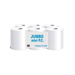 Toaletni papir mini jumbo 160m
