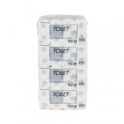 Toaletni papir 3 slojni beli