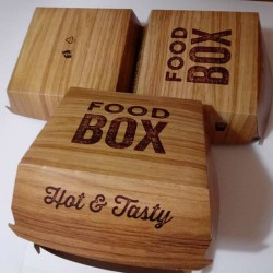 Embalaža za burgerje - Burger Box S